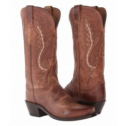 M4999.74 Tan Mad Dog Cassidy Lucchese Womens Western Boots