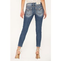 Miss Me Mutual Feeling Womens Skinny Jeans M5014AK316