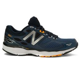 New Balance M680 Mesh Grey Mens Running M680UM