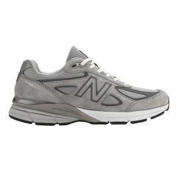 New Balance M990 Pigskin/Mesh Grey Mens Running M990GL4