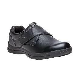 Propet Black Marv Strap Mens Shoe MCA003L-BLK