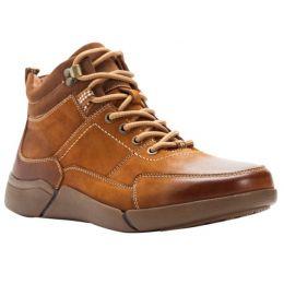 Propet Brown Lance Mens Casual Shoes MCV032L