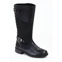 Rachel Melissa Black Fashion Kids Boot MELISSA