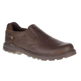Merrell Brevard Moc Slip On Brown Mens Casuals J49523