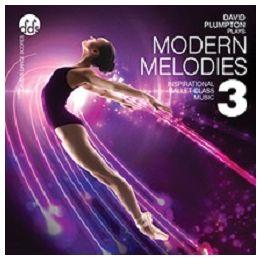 MM13C Modern Melodies Vol. 3 - Intermediate Ballet Class Music