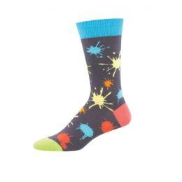 Socksmith Gray Paintball Socks 1 pair MNC1996-GRA