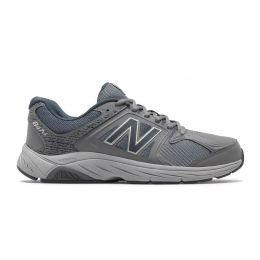 New Balance Grey Abzorb Mens Comfort Athletic Shoes MW847GY3