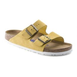 Birkenstock Women's Ochre Arizona Soft Footbed Comfort Sandal N1015890