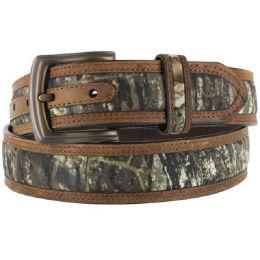 N24362-222 Camouflage Mossy Oak Western Nocona Mens Belts