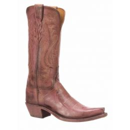 Lucchese Wynonna Mad Dog Goat Antique Ladies Western Boot N4781.S54