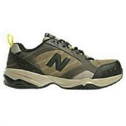 New Balance MID627 Steel Toe Tan Nu. Mens Work MID6270