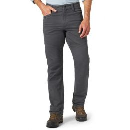 Wrangler Grey Mens Outdoor Reinforced Utility Pant NS857GY