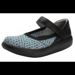 Alegria Silver Olivia Ladies Shoes OLI-7730