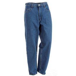 Berne Stone Washed 5-Pocket Mens Work Fit Jean P999-SWD