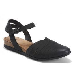 Earth Shoes Women's Black Palomos Peyton Comfort Shoe PEYTON-BLACK