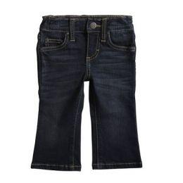 Wrangler Blue Infant Adjustable Waist Jeans PQJ136D