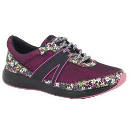 Alegria Traq Qarma Wild Child Flower Womens Comfort Shoes QAR-5648