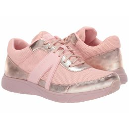 Alegria Traq Rose Golden Qarma Womens Comfort Athletic Shoes QAR-5675