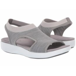 Alegria Traq Grey Queen Womens Comfort Sandals QEE-5021