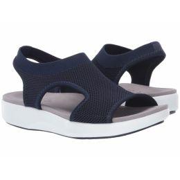 Alegria Traq Navy Qeen Womens Comfort Sandals QEE-5410