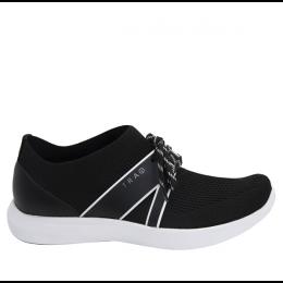 Alegria Traq Black Qool Ladies Shoes QOO-5002