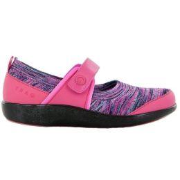 Alegria Qutie Pink Womens Traq Shoe Qut-5690