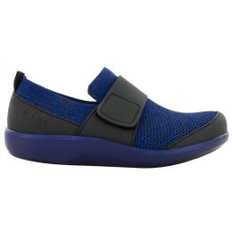 Alegria Traq Blue Qwik Womens Athletic Shoe QWI-5493
