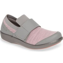 Alegria Traq Qwik Pink Multi Womens Comfort Casual Shoes QWI-5682