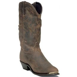 RD542 Tan Distressed Leather Durango Womens Western Cowboy Boots