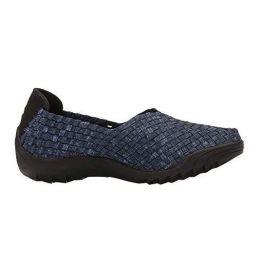 Bernie Mev Rigged Fly Slip-On Womens Comfort Sneaker RIGGIDFLY-JEANS