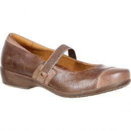 Rockybrands 4EurSole Brown Minuet Womens Gore Mary Jane Shoes RKH123