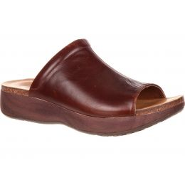 RockyBrand 4EurSole Brown My Time Womens Slide Sandals RKH167