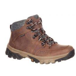 Rock Brand Brown Endeavor Point Women's Waterproof Outdoor Boot RKS0301