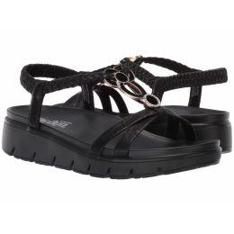 Alegria Black Roz Womens Lightweight Comfort Sandals ROZ-101