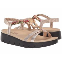 Alegria Gold Multi Roz Womens Comfort Sandals ROZ-789
