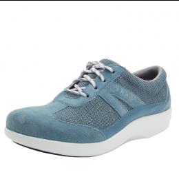 Traq by Alegria Rhythmiq Dusty Blue Women's Sneakers RYT-5420