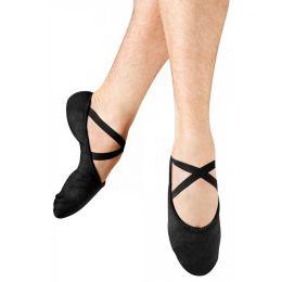 Pump Split Sole Canvas Mens Ballet Shoes SO277M