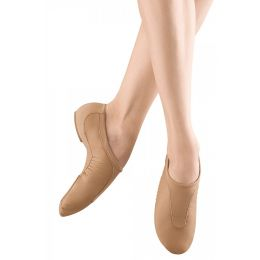 Bloch Pulse Girls Leather Jazz Shoes SO470G