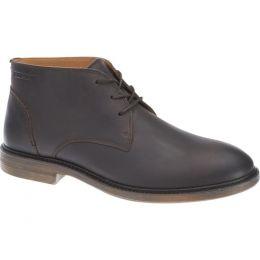 Sebago Bryant Chukka Brown Leather Mens Casual B160717