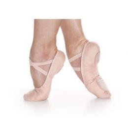So'Danca Dale Split Sole Canvas Ballet Shoes