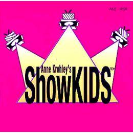 AKS4101 Anne Krohley's ShowKIDS VOL 1 - Preschool Recital Music