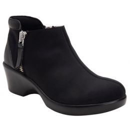 Alegria Sloan Black Women's Ankle Boot SLO-601