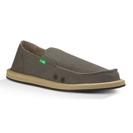Sanuk Vagabond Brindle Canvas Mens Casual SMF1001-BNDL