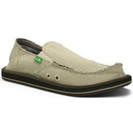 Sanuk Hemp Natural Hemp Mens Casual SMF1010-NAT