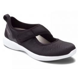 Vionic Black Sonnet Slip On Comfort Womens Sneaker