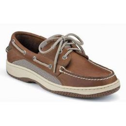 Sperry Billfish Dark Tan Leather Mens boat 0799320