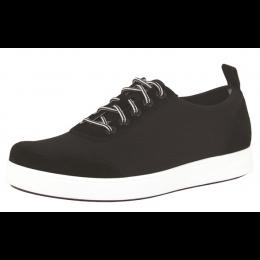 Alegria Black Stretcher Mens Casual Shoes STR-9010