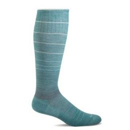SockWell Mineral Women's Circulator - Graduated Compression Socks SW1W