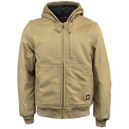 Timberland Pro Dark Wheat Gritman Hooded Jacket TB0A1VB4D02