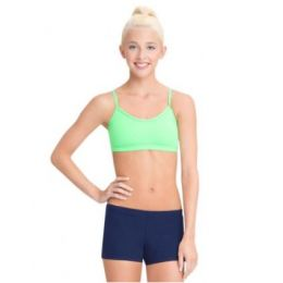 TB102C Capezio Team Basics Camisole Bra Top CHILD SIZES